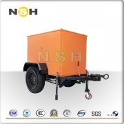 Purifier with Trailer