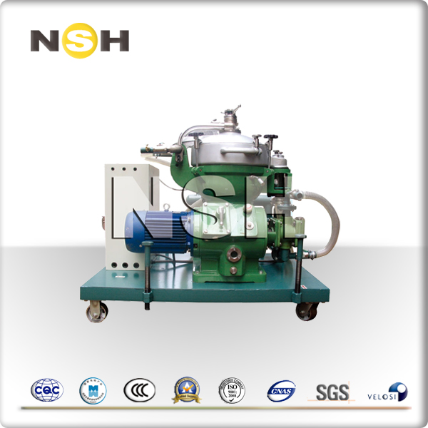 Disc Centrifugal Oil Separator-CP