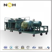 Used Engine Oil Regeneration Systems- GER