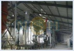 Used Oil Vacuum Distillation Equipment- DEV